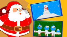 Wir wünschen Ihnen ein frohes Weihnachtsfest | Weihnachten Video | We Wi... He, Kleinkinder hier Herr Santa kommt, um Ihnen allen ein frohes Weihnachten mit Losen Geschenken zu w체nschen #Weihnachten #weihnachtslieder #SantaKlause #Weihnachtsbaum #fröhlicheweihnachten #OhMyGeniusDeutschland #Tiere #Kinderen #kleuter #peuter #kleinkind #dreumes #kleuterschool #rhymes #babies #ouderschap #onderwijs #leren #vermaak #ZeitmitKindern #deutschland