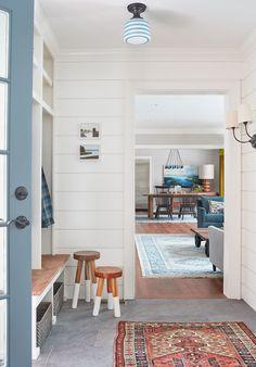 Modern Farmhouse via Rue Daily | Savor Home