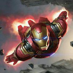 Ironman Hero Marvel Illustration Art - Visit to grab an amazing super hero shirt now on sale! Marvel Avengers, Iron Man Avengers, Marvel Comics, Ms Marvel, Captain Marvel, Hero Marvel, Captain America, Poster Superman, Posters Batman