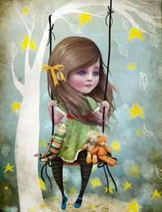 »✿❤ Mego❤✿« #Swing #cutie #girl