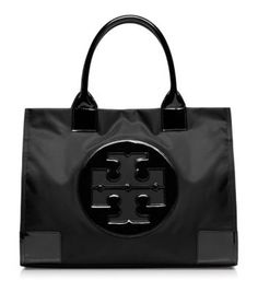 Most versatile work bag I have ever owned.  It fits everything and looks super chic.  Tory Burch NYLON ELLA TOTE