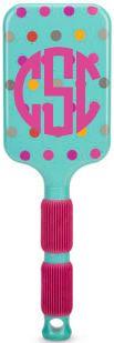 tinytulip.com - Monogrammed Hair Brush, $18.50 (http://www.tinytulip.com/monogrammed-hair-brush)