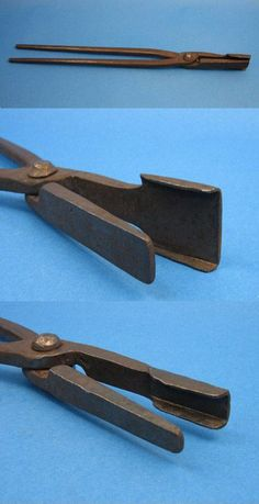 Hand Forged!  Custom Blacksmith Tools!  Available at www.cjforge.net!: