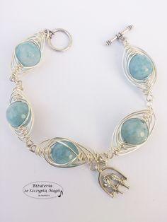 Wire Wrapping, Turquoise Necklace, Wraps, Bracelets, Jewelry, Jewlery, Jewerly, Schmuck, Jewels