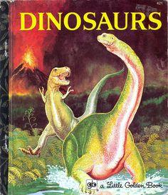 Little Golden Book: Dinosaurs