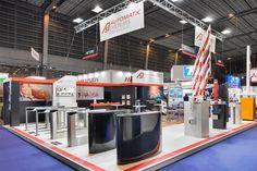 H2C Events réalise le Stand Automatic Systems sur le salon Expoprotection 2016 à Paris Porte de Versailles.
