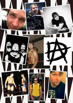 Another AMAZING Dean Ambrose edit<3