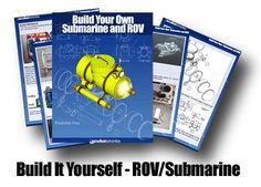 scubatoronto.com - ROV Blueprint - Do it yourself