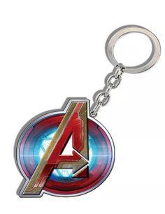 Iron Man Keyring Metal Marvel Avengers Age Of Ultron Novelty Christmas Gift   IronMan  Keyring 78d962ad9f67