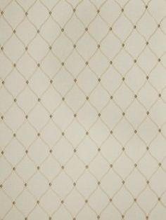 De Jour Ecru   Use: Bedding, Drapery   Color: Beige, Gold   Scale: Medium   Category: Crewels / Embroideries   Design Type: Diamond / Ogee, Embroidery   Book: Chromatics Xxi (6 Books) Tussah   Colors: Dew, Hearth, Spa   source4interiors.com