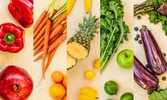Eat Your Colors: ROYGBIV Should Apply To Your Diet, Too