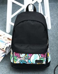 f73c03f68 Xiniu Backpack Women Folk-custom Printing Silt Pocket School Bags For  Teenagers Canvas Bag Mochila Feminina #1214