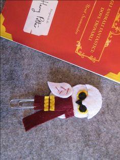 Segnalibro Edvige - Graffetta - Accessori Planner - Segnalibro Harry Potter…