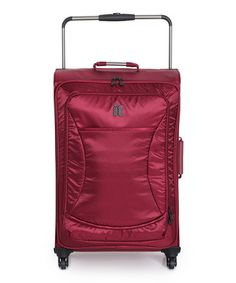Take a look at this Red World's Lightest 22'' Carry-On by it luggage on #zulily today! $59 !!
