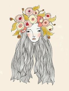 An illustration by Kate Smail #illustration #art #forsale