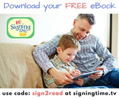 In honor of NEA's Read Across America Day, we are giving away free eBooks! Choose from Baby Signing time, Potty Time or Signing Time titles.  ✨Use code: sign2read✨ Download your free eBook Now:  https://signingtime.tv/#ebooks Limit 1 per customer account, Offer expires 3/3/2017.