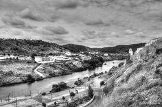 Tons&Matizes: Por esse rio