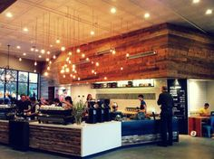 Verve Coffee in Santa Cruz, CA