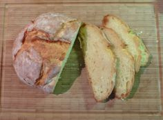 Pane, che bontà.. Bread, it's very good.