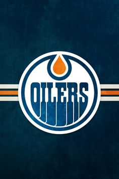 Edmonton Oilers iPhone Background
