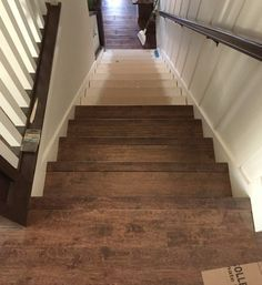 Laminate flooring on stairs Laminate Floors Pinterest