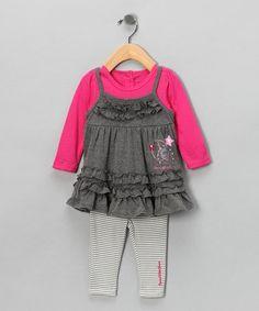 Calvin Klein Infant & Toddler Girl's Fuchsia « Clothing Impulse