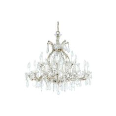 Image of Maria Theresa 1940s Chandelier