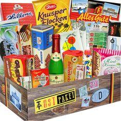 """Yammiiiiiii *** Geschenkset Ostpaket """"DDR SÜSSIGKEITEN BOX XXL""""  von Ostprodukte-Versand.de"""