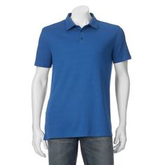 Big & Tall Apt. 9® Solid Modern-Fit Polo, Men's, Size: