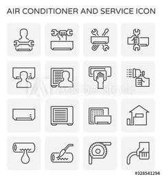 Air conditioner icon - Buy this stock vector and explore similar vectors at Adobe Stock Color Palettes, Conditioner, Design Inspiration, Art, Color Pallets, Art Background, Kunst, Performing Arts, Color Schemes