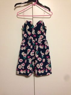 Floral Dress from Charlotte Russe    [url]: http://www.vinted.com/sh/clothes/10438799-floral-dress-from-charlotte-russe