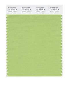 PANTONE SMART opaline green