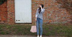 Spring Denim & Stripes
