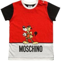 Mr Funtastik Moschino kids shirt