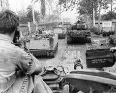 Australian Army - Battle of Binh Ba - Vietnam War, 1969.
