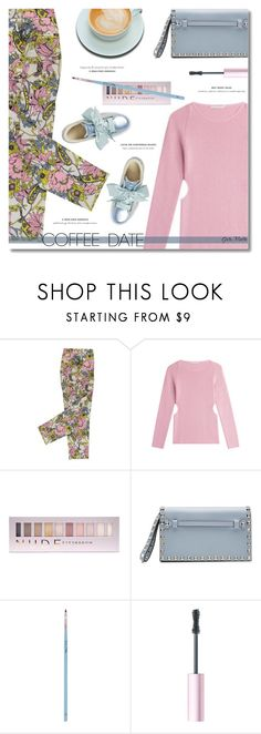 """""""Buzz-Worthy: Coffee Date ... 2018"""" by greta-martin on Polyvore featuring Emilia Wickstead, Forever 21, Coffee Shop, Valentino, My Kit Co., Too Faced Cosmetics, Puma, casualoutfit, contestentry and CoffeeDate"""