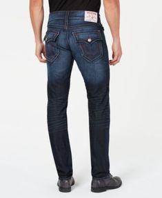 c3c66e7a6 True Religion Men s Whiskered Skinny Jeans   Reviews - Jeans - Men - Macy s