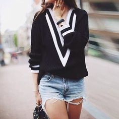 SWEATER: http://www.glamzelle.com/products/varsity-charm-sweater-top-2-colors-available