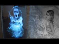 HOLOGRAM GHOST PRANK FROM THE PRANK VS PRANK COUPLE! I would straight up die if some one did this to me ! Funny to watch though