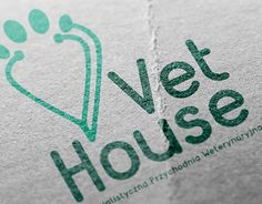 """Check out new work on my @Behance portfolio: """"VetHouse - logo and visual identity"""" http://be.net/gallery/36521889/VetHouse-logo-and-visual-identity"""
