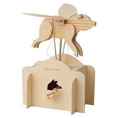 noted Build Your Own  Pathfinders Flying Pig Automata >>> You can get additional details at the image link.