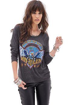 Van Halen World Tour Tee #SummerForever