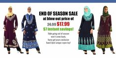 End of #SeasonSale at #EastEssence