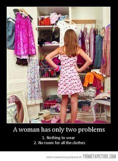 My teenage daughters' biggest problems