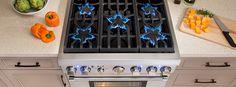 Range #5burner #30inch #star #starburner #cooking