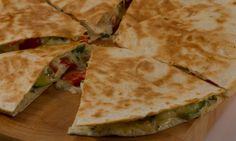 Mexikanischer Quickie: Vegetarische Quesadillas