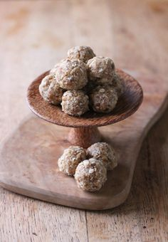 Simple, delicious and so quick to make! Vegan Coconut Energy Bites