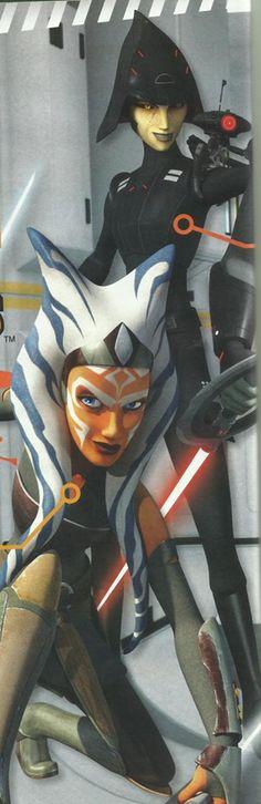 Star Wars Rebels Magazine Reveals New Inquisitors | The Star Wars Underworld