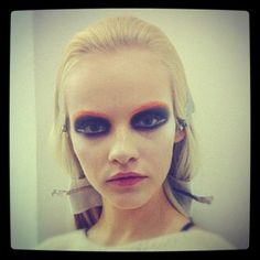 Prada make-up