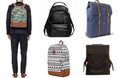 Fall Shopping: Statement Backpacks To Get Now | VeeTravels.com #mensfashion #style #menswear